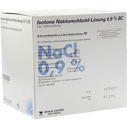 ISOTONE NACL LSG 0.9%BC PL
