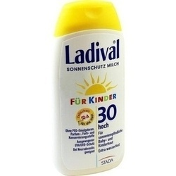 LADIVAL KINDER MILCH LSF30